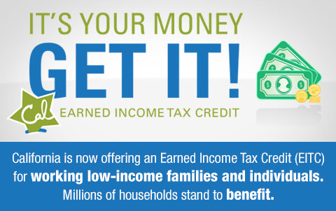 Click Here To View More Information About The California Earned Income Tax Credit