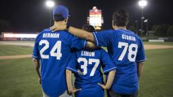 Berman Plays in Annual Legislative Softball Match
