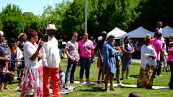 Berman Attends Juneteenth Celebration in East Palo Alto