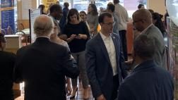 Berman Hosts Community Coffee in East Palo Alto