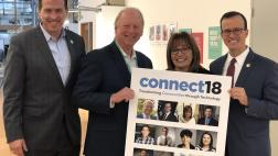Berman Speaks at Connect18 Conference