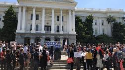 Berman Speaks at LGBTQ Advocacy Day Rally