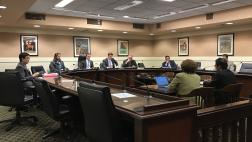 Assemblymember Berman Leads Elections Cybersecurity Hearing
